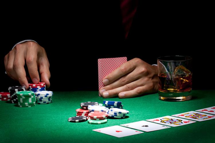 Listed gambling companies